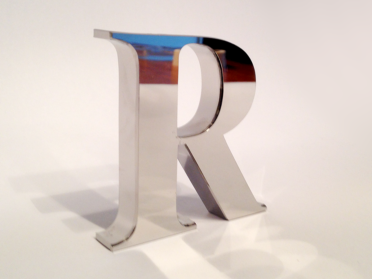 RVS letters demobox