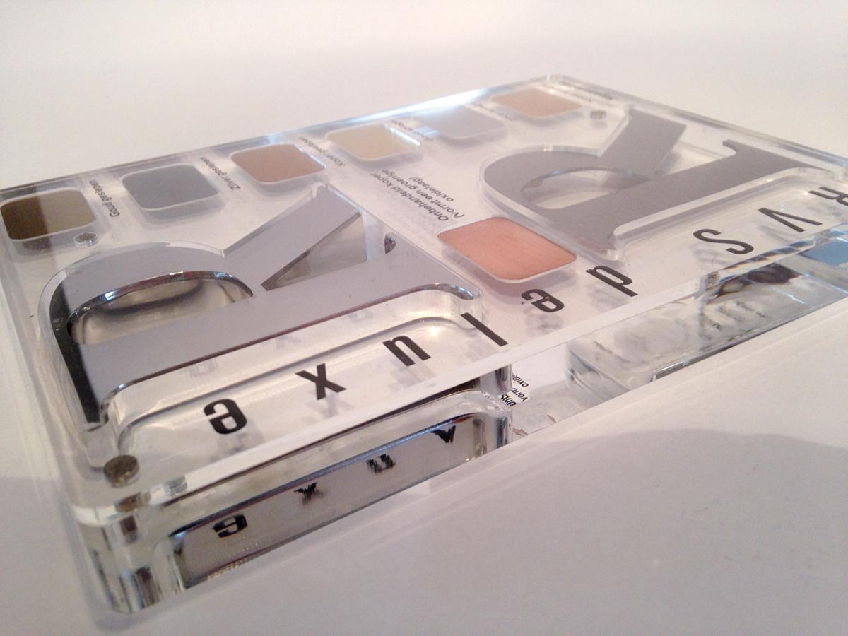 RVS letters demobox