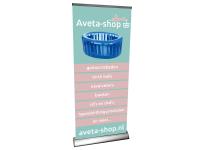roll-up-banner-Aveta-shop-Leeuwarden-friesland
