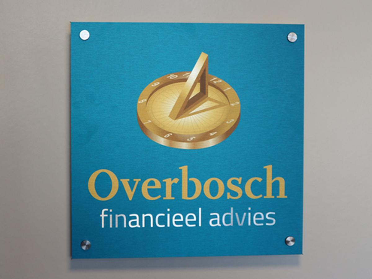 rvs-hangbordje-naambordje-deurbordje-logo-overbosch-financieel-advies-burgum-friesland