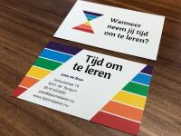 visitekaartjes-mat-laminaat-tijd-om-te-leren-burgum-friesland