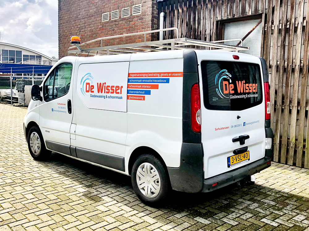 belettering-folie-sticker-reclame-logo-renault-trafic-de-wisser-surhuisterveen-friesland