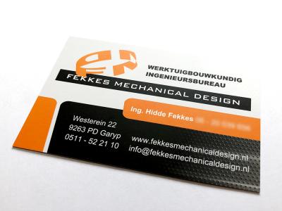 ontwerp-druk-visitekaartjes-mat-laminaat-fekkes-garyp-friesland