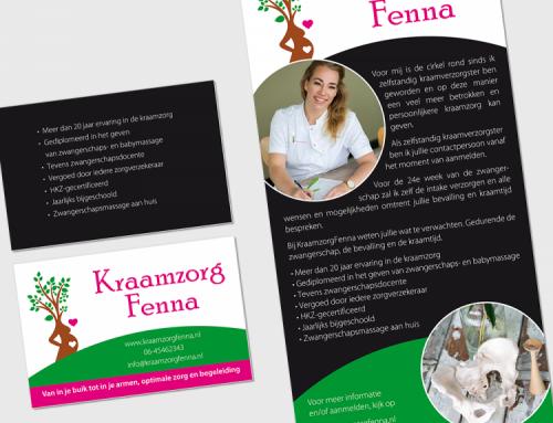 flyer-folder-visitekaartje-drukwerk-kraamzorg-fenna-leeuwarden-friesland
